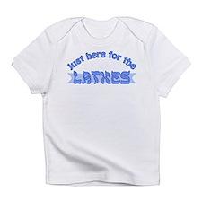 Here for the latkes Infant T-Shirt