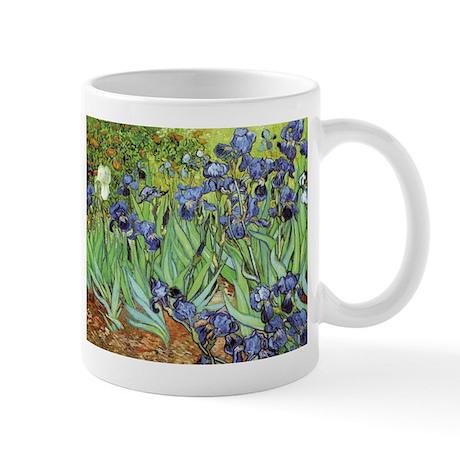 Irises by Vincent van Gogh Mug