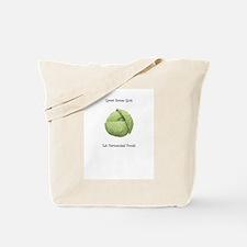 Eat Fermented Foods Tote Bag