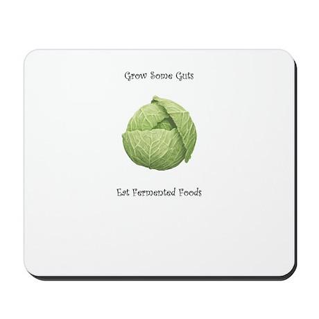 Eat Fermented Foods Mousepad
