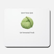 Eat Fermented Foods Mousepad