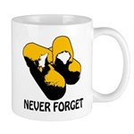 Twinkies Never Forget Transparent Mugs