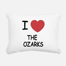 THE_OZARKS.png Rectangular Canvas Pillow