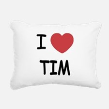 TIM.png Rectangular Canvas Pillow