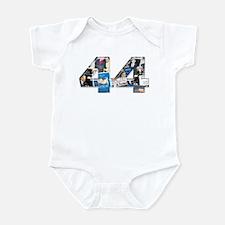 44: Obama Inauguration Newspaper Infant Bodysuit