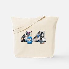 44: Obama Inauguration Newspaper Tote Bag