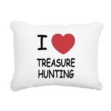 TREASURE_HUNTING.png Rectangular Canvas Pillow