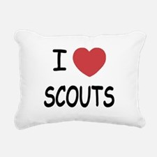 SCOUTS.png Rectangular Canvas Pillow