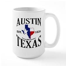 Austin, Texas - Texas Hill Country Towns Mug