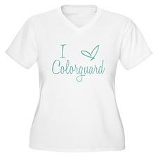 I love Colorguard T-Shirt