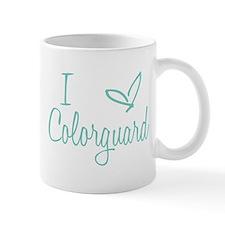 I love Colorguard Mug