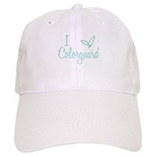 I love Colorguard Baseball Cap