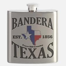 Bandera, Texas Flask