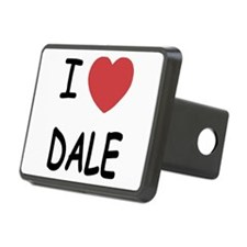 DALE.png Hitch Cover