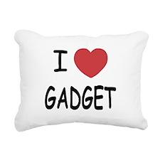GADGET.png Rectangular Canvas Pillow