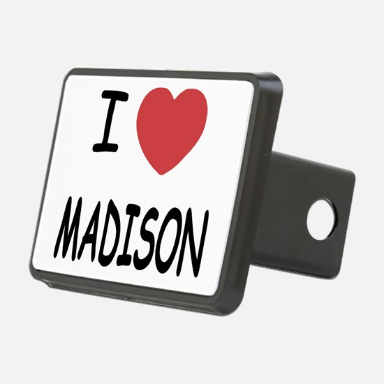 MADISON.png Hitch Cover