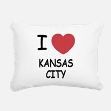 KANSAS_CITY.png Rectangular Canvas Pillow