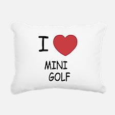 MINIGOLF.png Rectangular Canvas Pillow