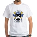 Congreve Coat of Arms White T-Shirt