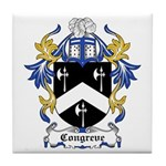 Congreve Coat of Arms Tile Coaster