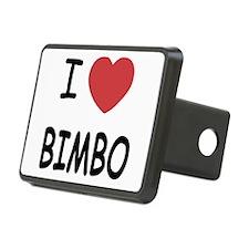 BIMBO.png Hitch Cover