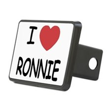 I heart RONNIE Hitch Cover