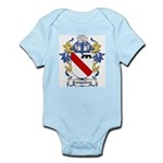 Congalton Coat of Arms Infant Creeper