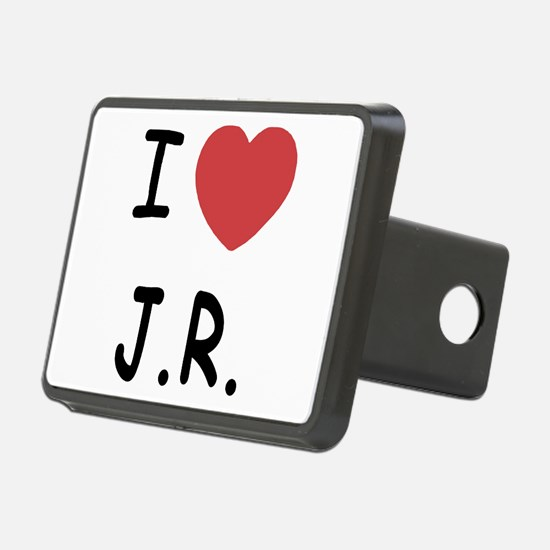 I heart J.R. Hitch Cover