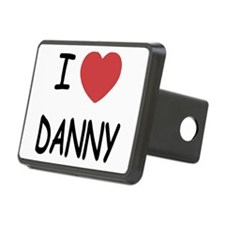 I heart DANNY Hitch Cover