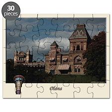 Olana Frederick Church Puzzle