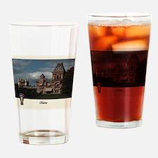 Olana Frederick Church Drinking Glass
