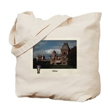 Olana Frederick Church Tote Bag