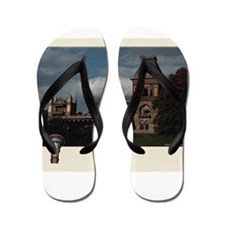 Olana Frederick Church Flip Flops
