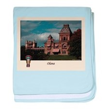 Olana Frederick Church baby blanket