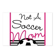 Not A Soccer Mom Postcards (Package of 8)