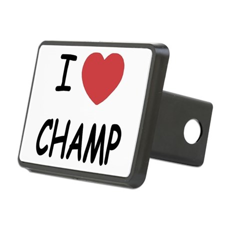CHAMP.png Rectangular Hitch Cover