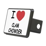 CLAMCHOWDER.png Rectangular Hitch Cover