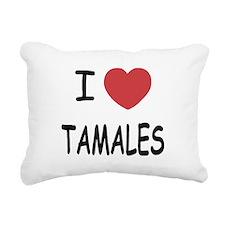 TAMALES.png Rectangular Canvas Pillow