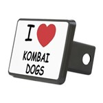 KOMBAIDOGS.png Rectangular Hitch Cover