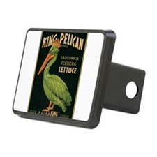 King Pelican Label Hitch Cover