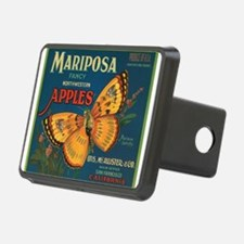 Mariposa Butterfly Fruit Crat Hitch Cover