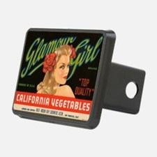 Glamour Girl Fruit Crate Labe Hitch Cover