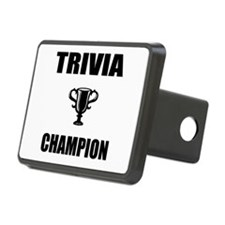 trivia champ Hitch Cover
