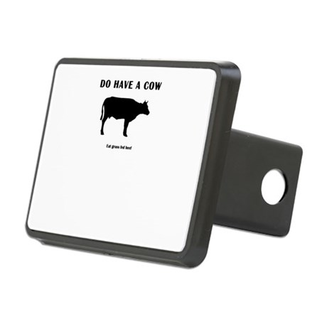 Do Have A Cow Rectangular Hitch Cover