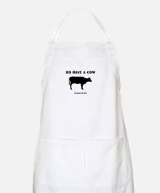 Do Have A Cow Apron
