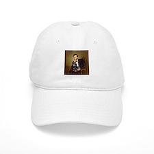 Lincoln's Dachshund Baseball Cap