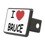 BRUCE.png Rectangular Hitch Cover