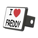 FREDDY.png Rectangular Hitch Cover
