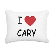 CARY.png Rectangular Canvas Pillow