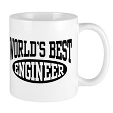 World's Best Engineer Mug